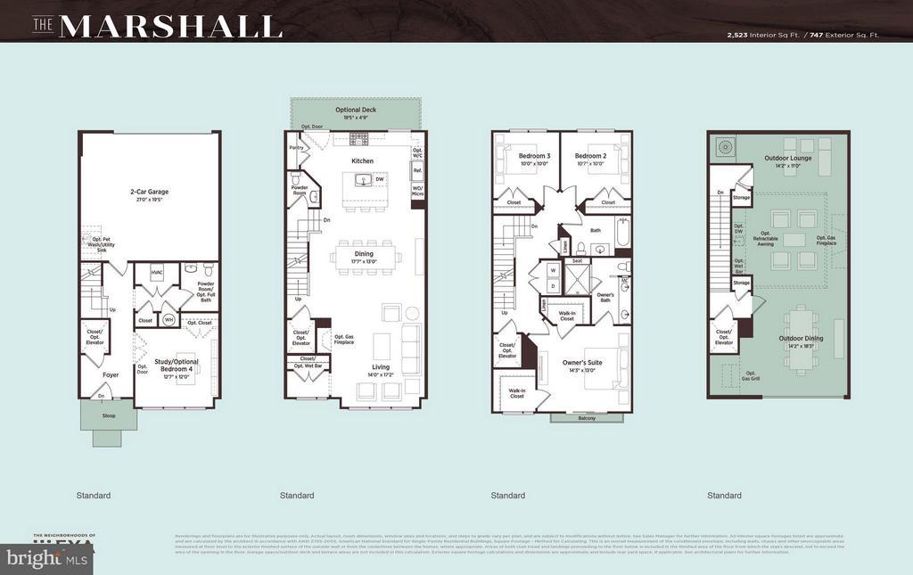 Interior (General) - 159 WINSOME CIR #MARSHALL LOT 113, BETHESDA