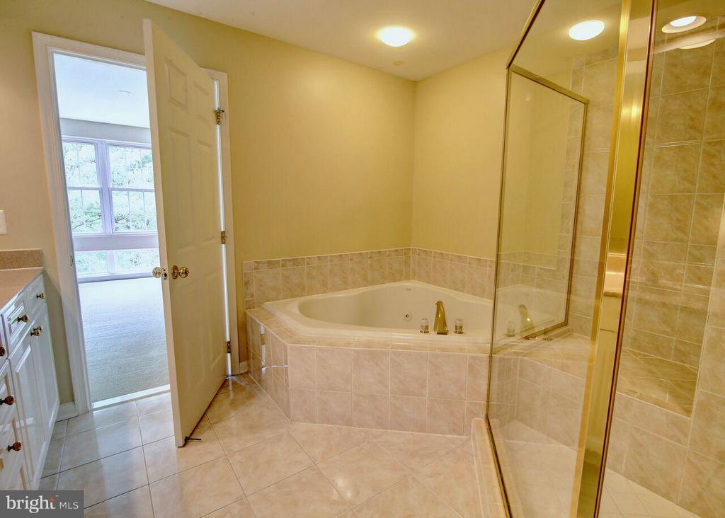 Master Bathroom - 12070 KINSLEY PL, RESTON