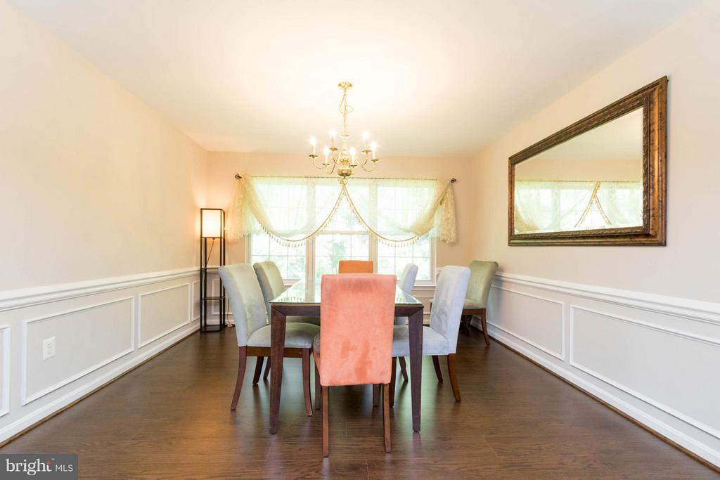Dining Room - 16122 KENNEDY ST, WOODBRIDGE