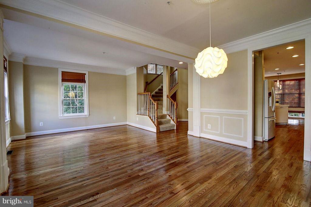 Living Room - 12070 KINSLEY PL, RESTON