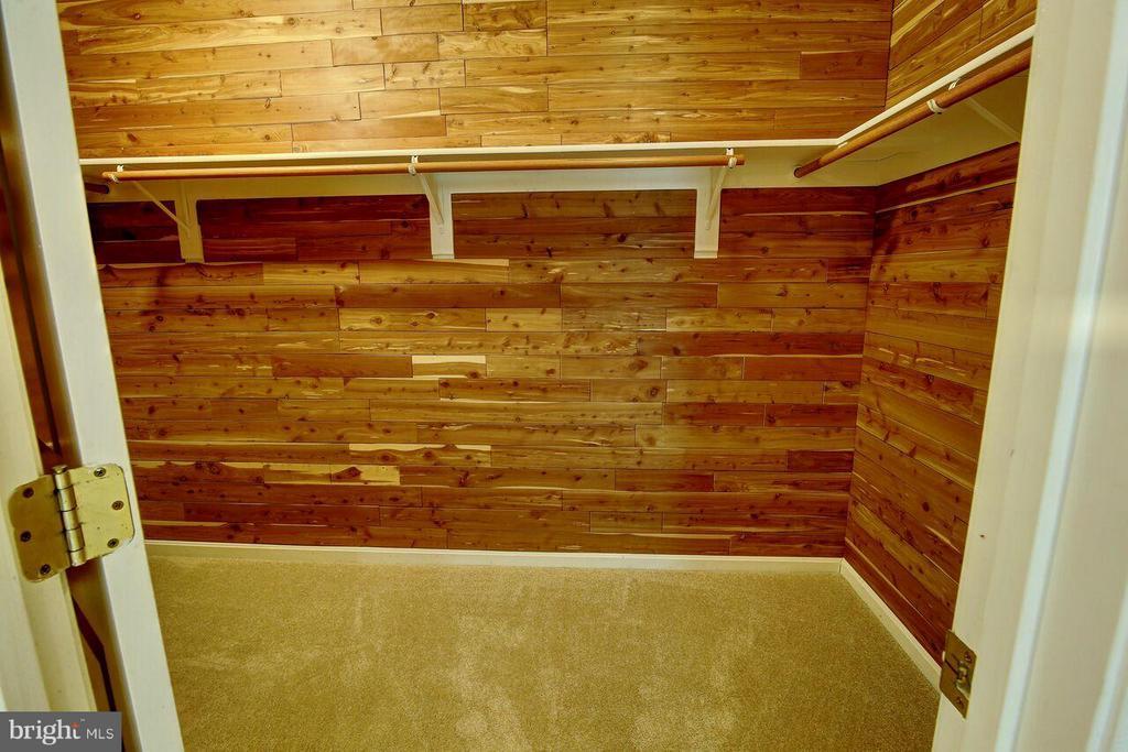 Master Bedroom Closet - 12070 KINSLEY PL, RESTON