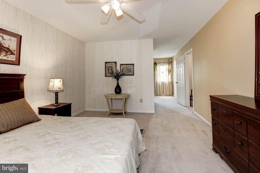 Bedroom (Master) - 5308 MARINERS MILL CT, ALEXANDRIA