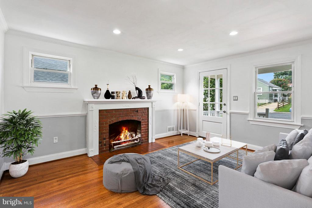 2901  BROOK DRIVE 22042 - One of Falls Church Homes for Sale