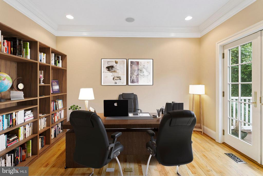 Office - 1524 JOHNSON ST, ARLINGTON