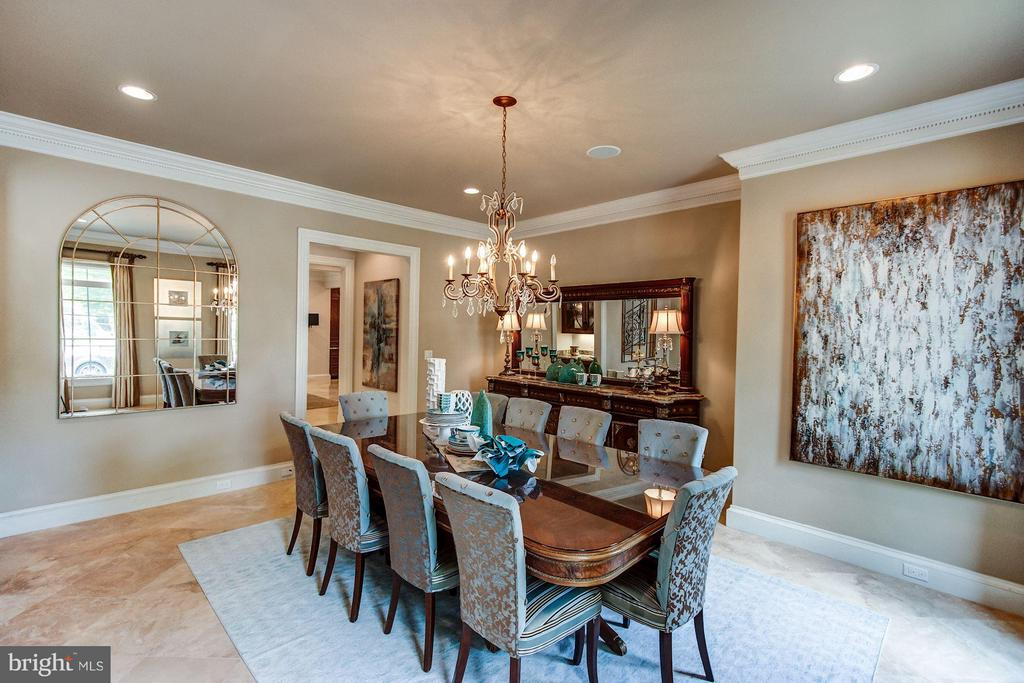 Formal Dining Room - 952 TOWLSTON RD, MCLEAN