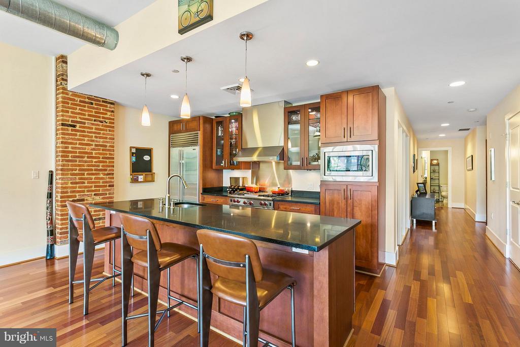 Kitchen - 1600 CLARENDON BLVD #W212, ARLINGTON