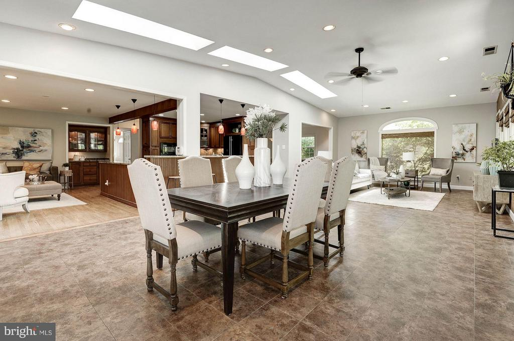 Great Room Addition - 5308 MARINERS MILL CT, ALEXANDRIA