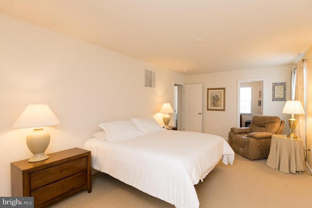 Bedroom (Master) - 12112 MAJESTIC PL, CULPEPER