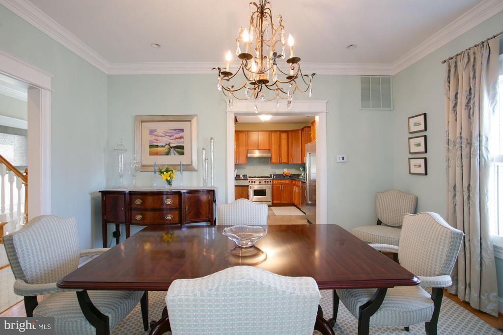 Dining Room - 606 HUDSON ST N, ARLINGTON