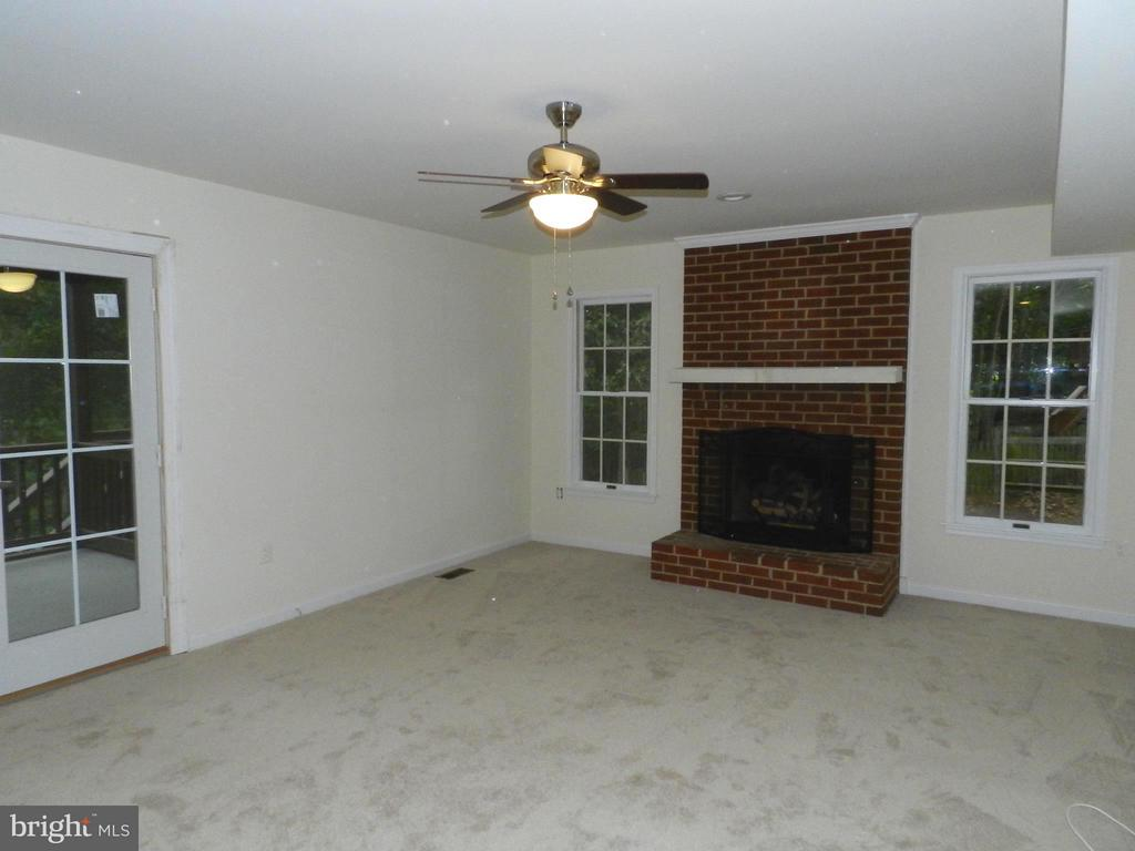 Family Room - 3188 RIVANNA CT, WOODBRIDGE