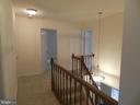 Upper foyer - 3188 RIVANNA CT, WOODBRIDGE