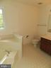 Bath (Master) - 3188 RIVANNA CT, WOODBRIDGE