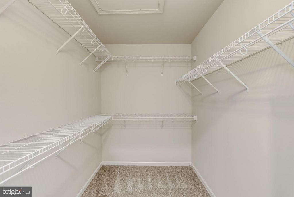 Bedroom (Master) 1st Walk-In Closet - 710 VESTAL ST, WOODBRIDGE