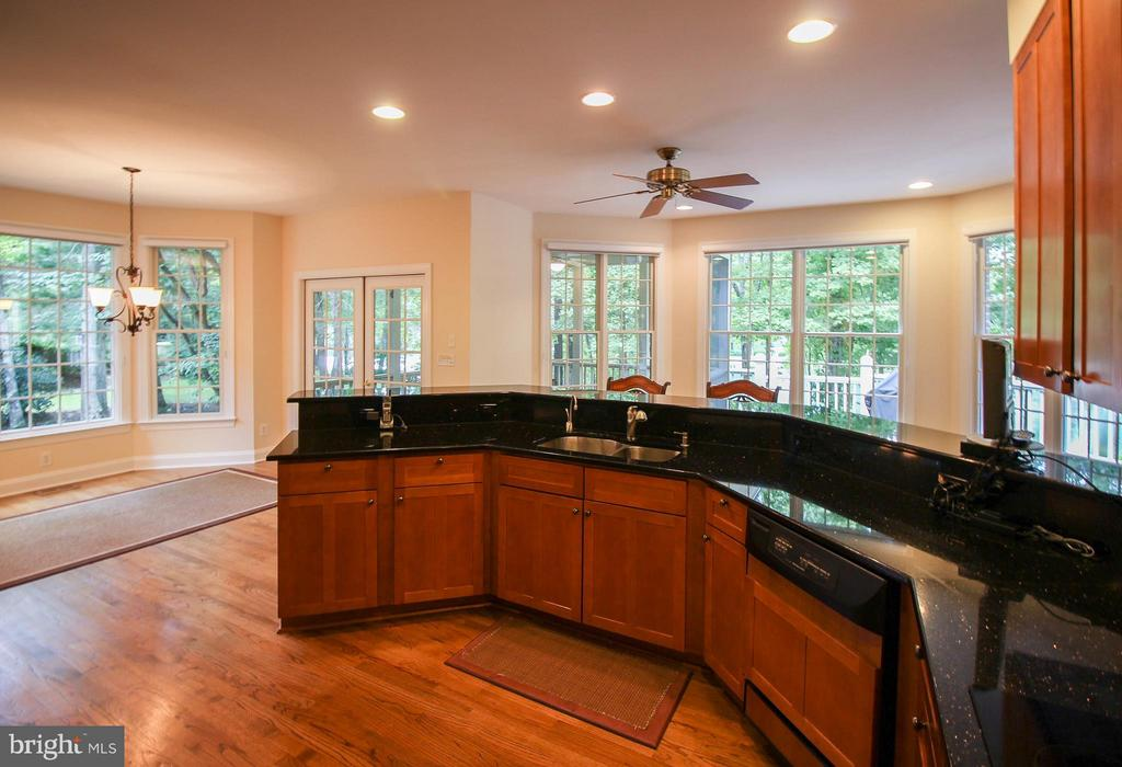 Granite Counter tops - 11510 HENEGAN PL, SPOTSYLVANIA