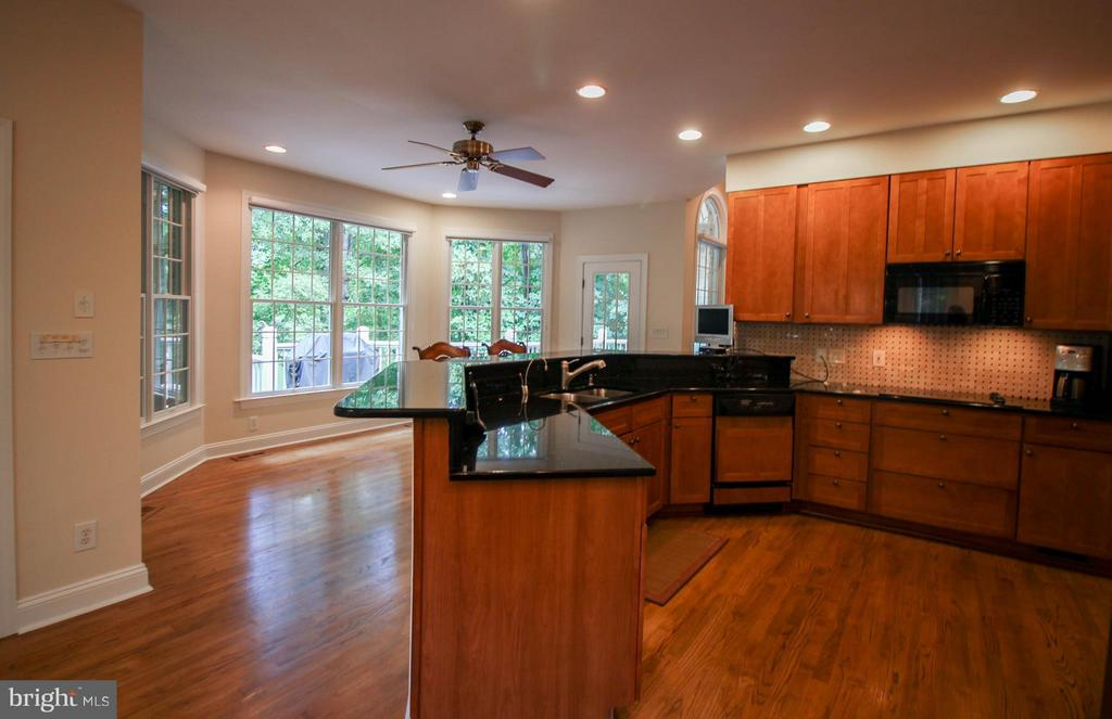 Eat-in Kitchen - 11510 HENEGAN PL, SPOTSYLVANIA