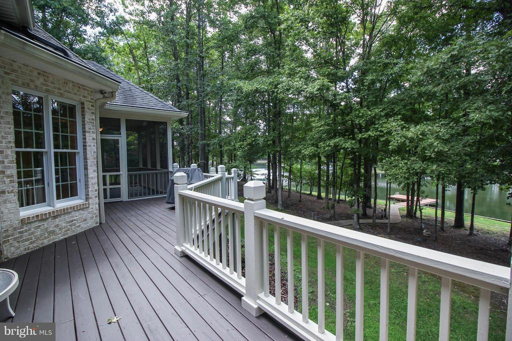 Access Deck from Master Bedroom - 11510 HENEGAN PL, SPOTSYLVANIA
