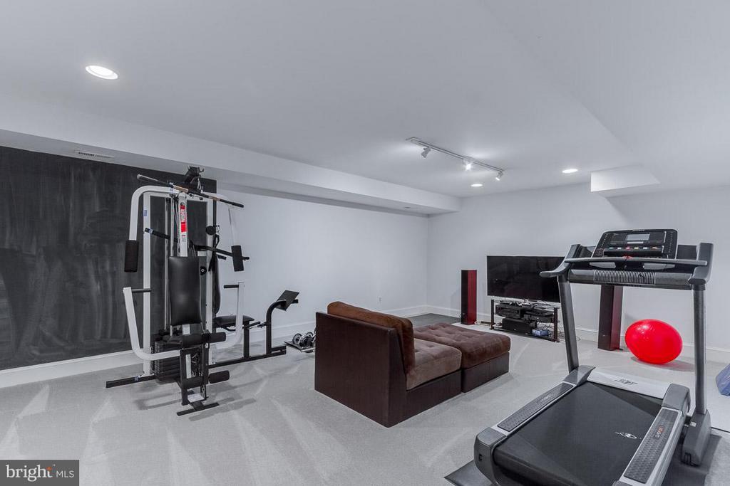 Fitness Room - 11102 DEVEREUX STATION LN, FAIRFAX STATION