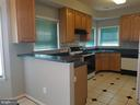 Kitchen - 25416 CHICAMA DR, CHANTILLY