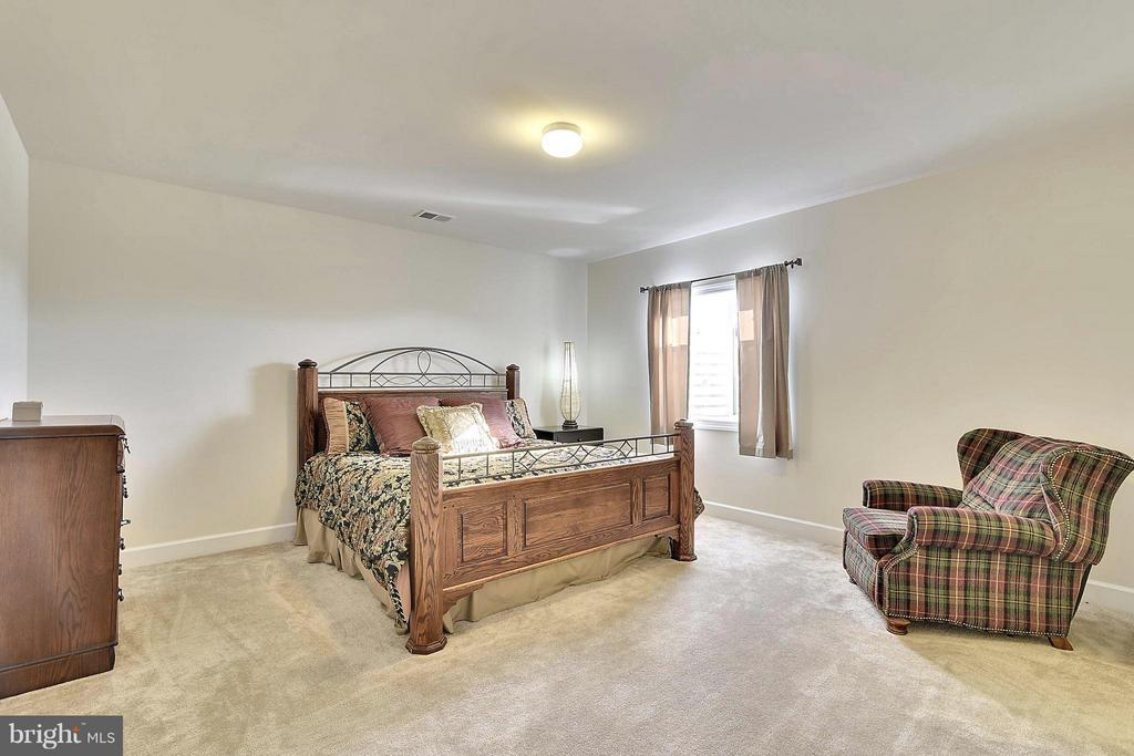 5th Bedroom - Perfect for Guests - 15652 BERKHAMSTEAD PL, LEESBURG