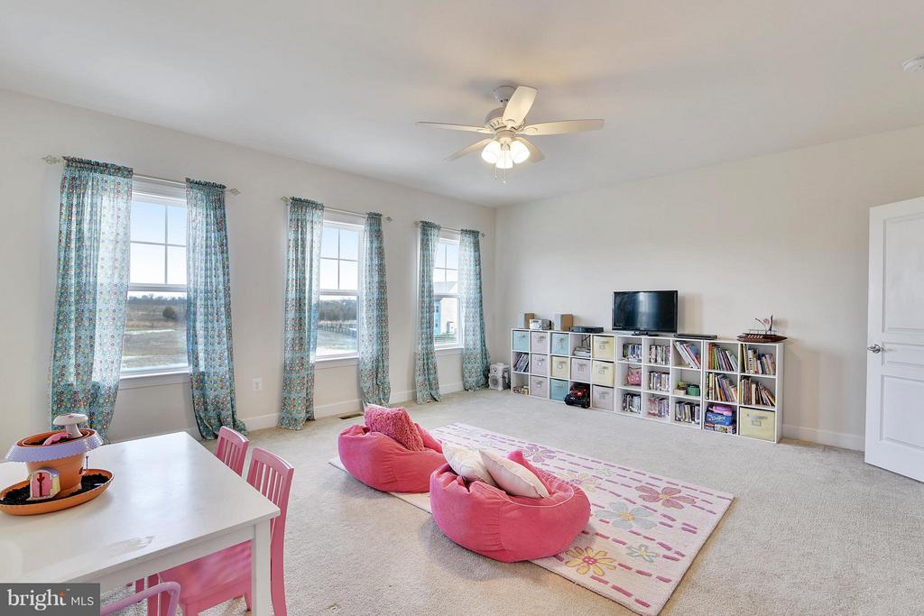 Bonus Room - Playroom, Sitting Room, Home Office - 15652 BERKHAMSTEAD PL, LEESBURG