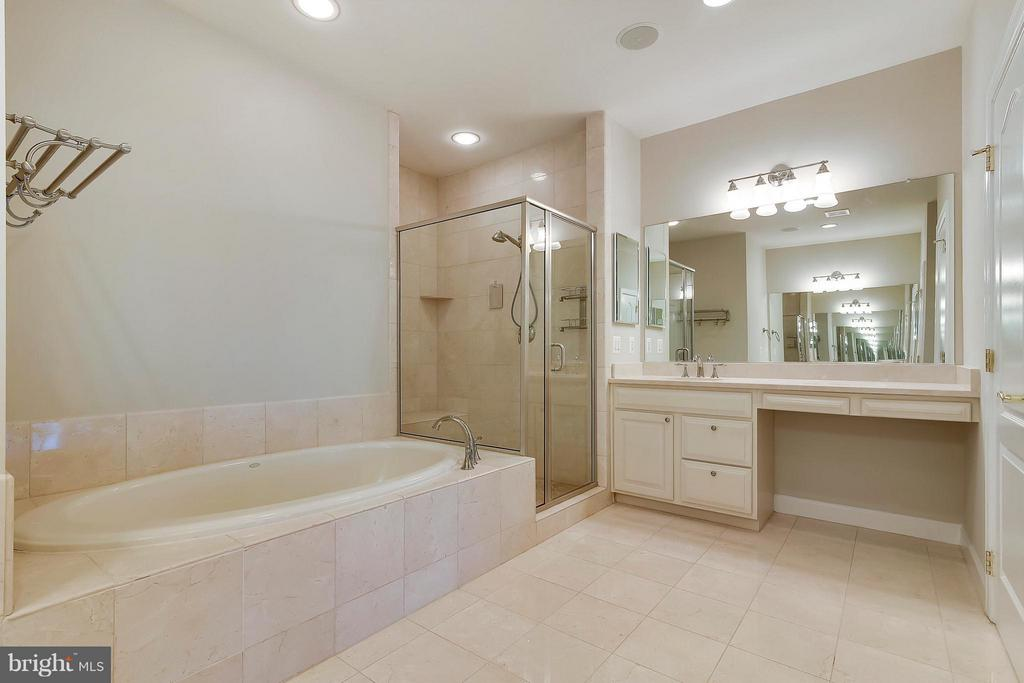 Bath (Master) - 18361 EAGLE POINT SQ, LEESBURG