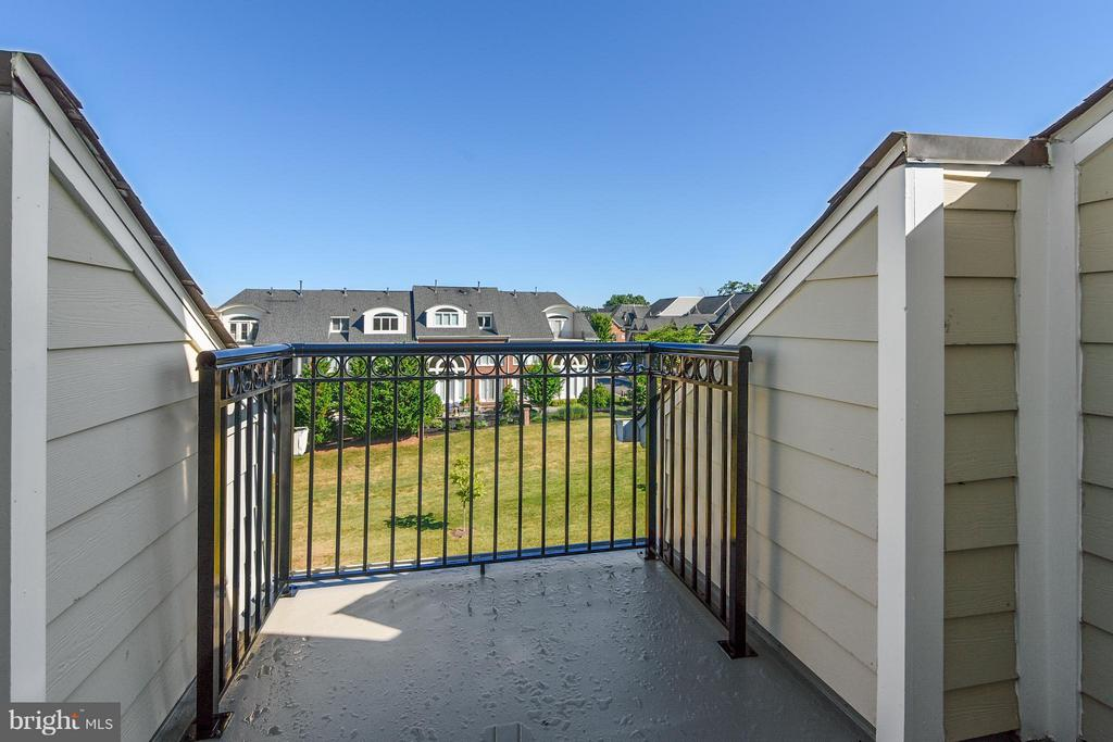 4th Level Rooftop Deck - 18361 EAGLE POINT SQ, LEESBURG