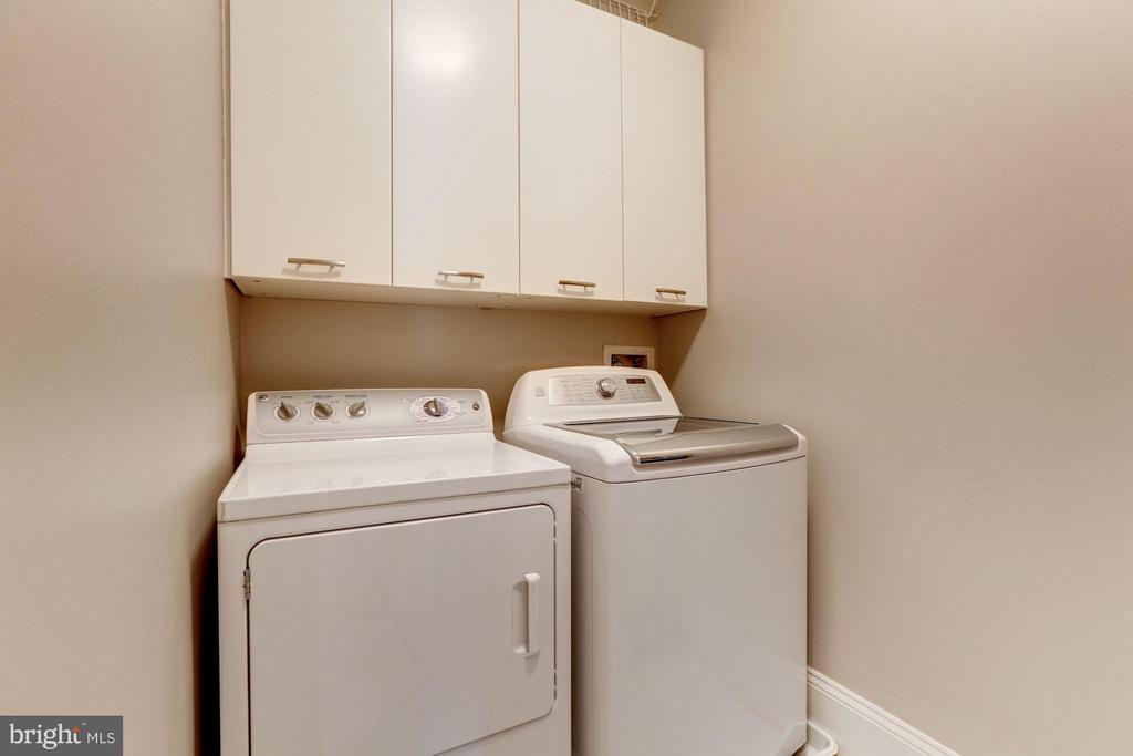 Laundry Room - 5005 CEDAR CROFT DR, BETHESDA