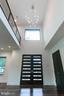 8' Mahogany doors with 2 story foyer - 3546 UTAH ST N, ARLINGTON