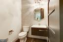 Main level powder room - 3546 UTAH ST N, ARLINGTON