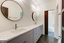 Dual secondary bathroom - 3546 UTAH ST N, ARLINGTON