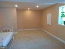 5th bedroom 19x15 - brand new double hung window - 43341 CEDAR POND PL, CHANTILLY