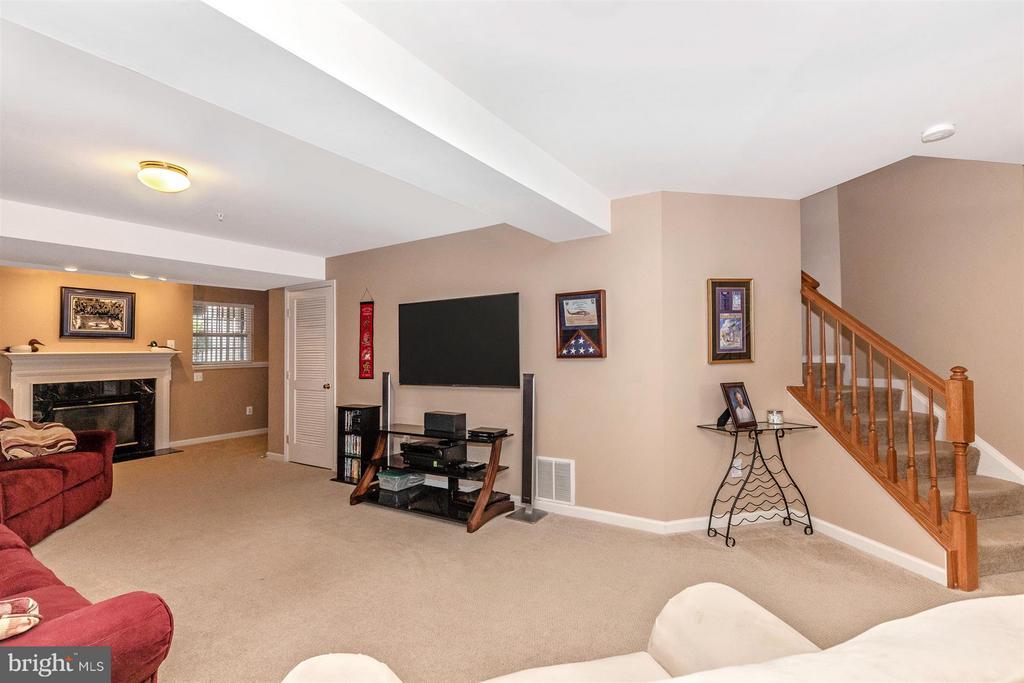 Basement-Rec Room - 5777 MUSSETTER CT, NEW MARKET