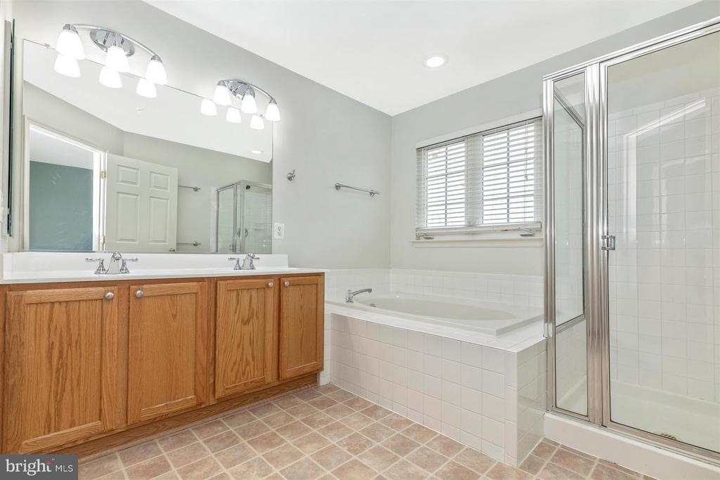Master Bath - 5777 MUSSETTER CT, NEW MARKET