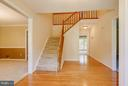 Main Foyer - 6005 BURNSIDE LANDING DR, BURKE