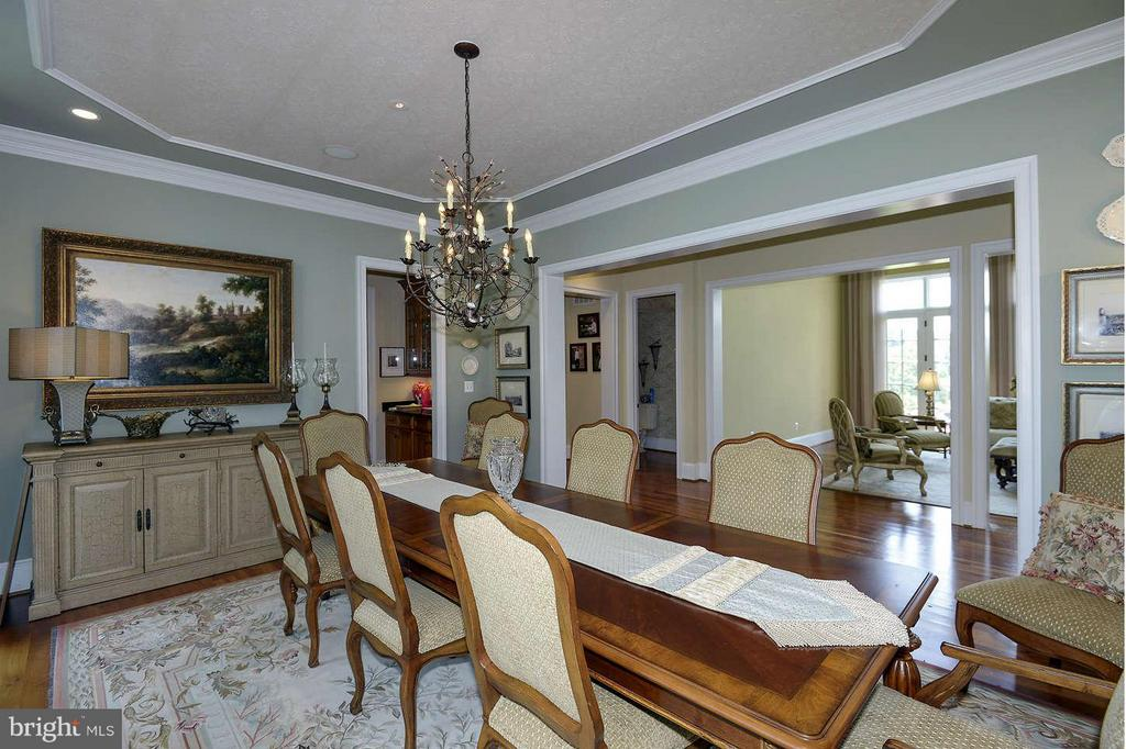 Formal Dining Room - 21051 ST LOUIS RD, MIDDLEBURG