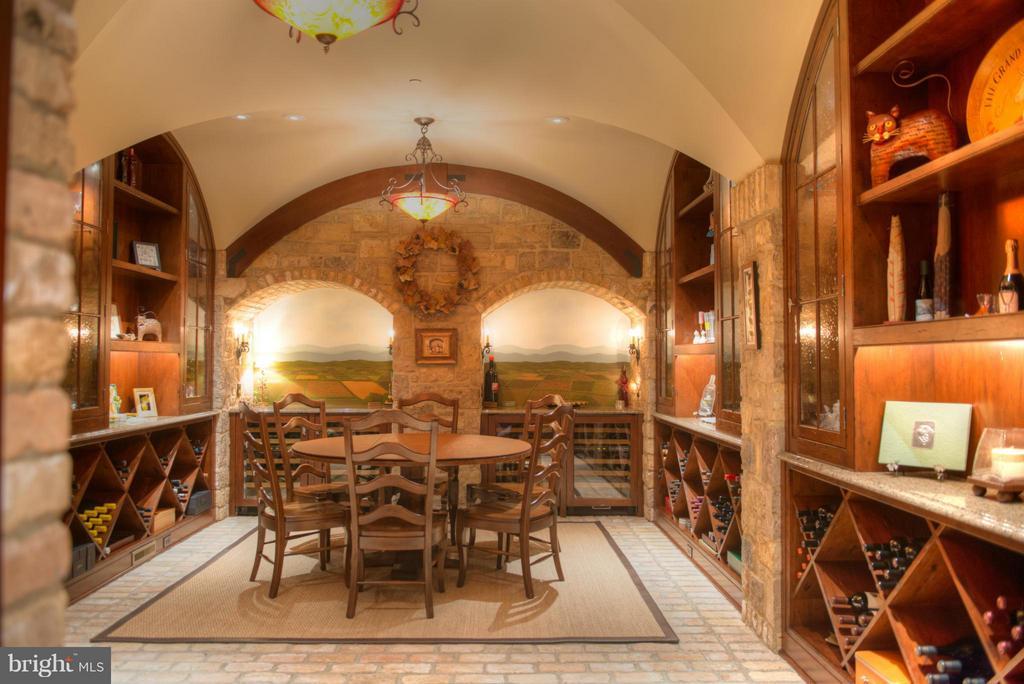 Wine cellar - 2550 LANDMARK SCHOOL RD, THE PLAINS