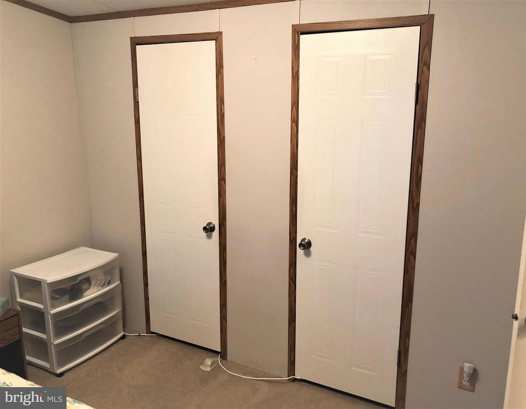 Six Panel Doors Throughout - 8601 TEMPLE HILLS RD #103, TEMPLE HILLS