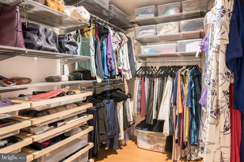 Walk in Closet - 912 F ST NW #500, WASHINGTON