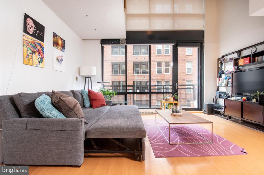 Living Room - 912 F ST NW #500, WASHINGTON