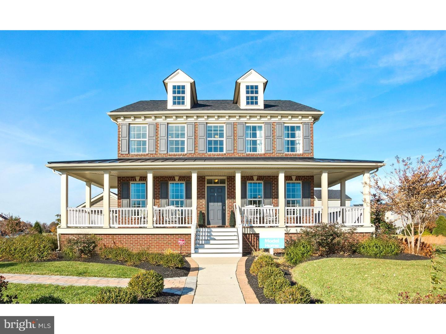 Photo of home for sale at 8 Meridian Boulevard, Bear DE