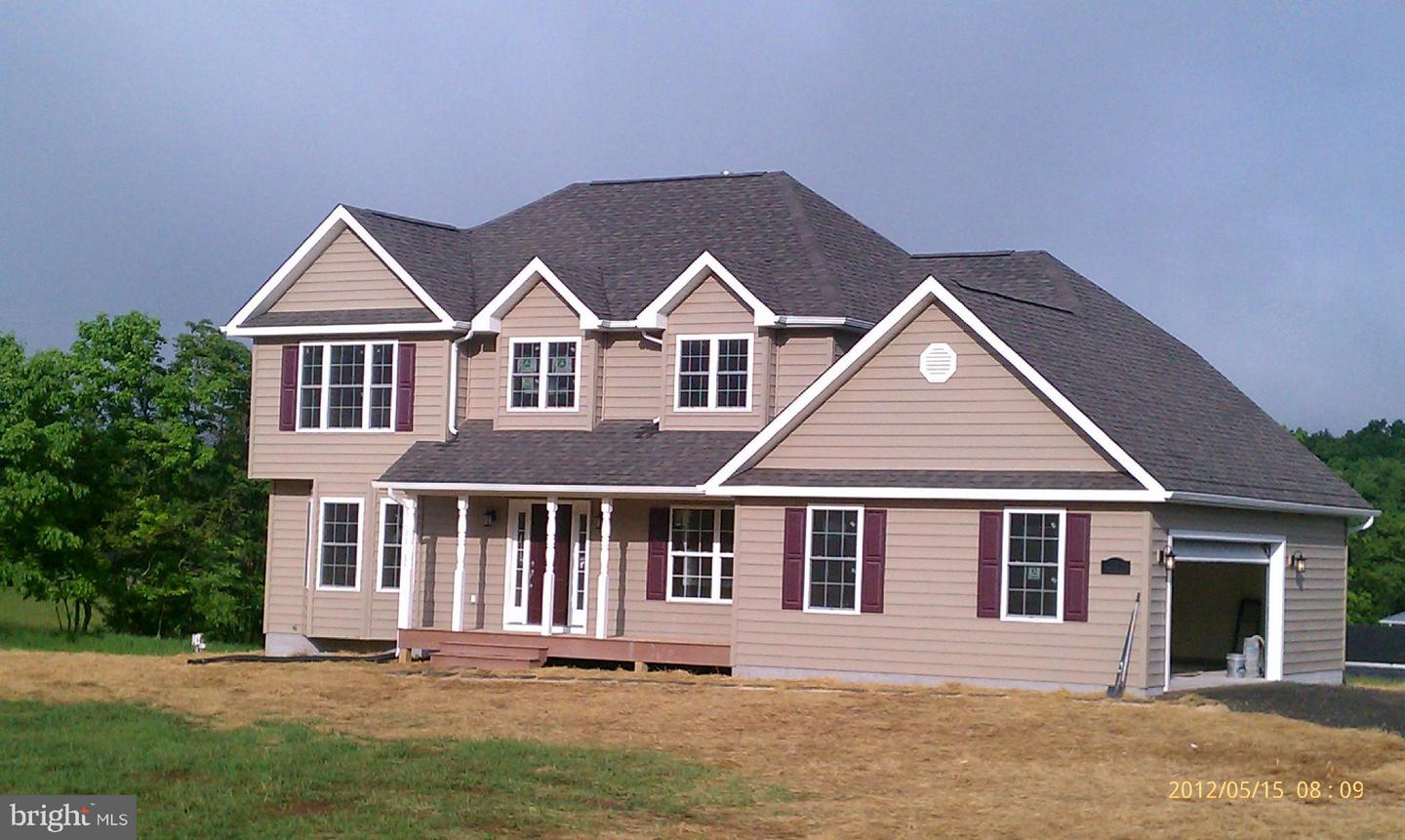 Single Family for Sale at 3-H Harry Hiett Ln Gore, Virginia 22637 United States