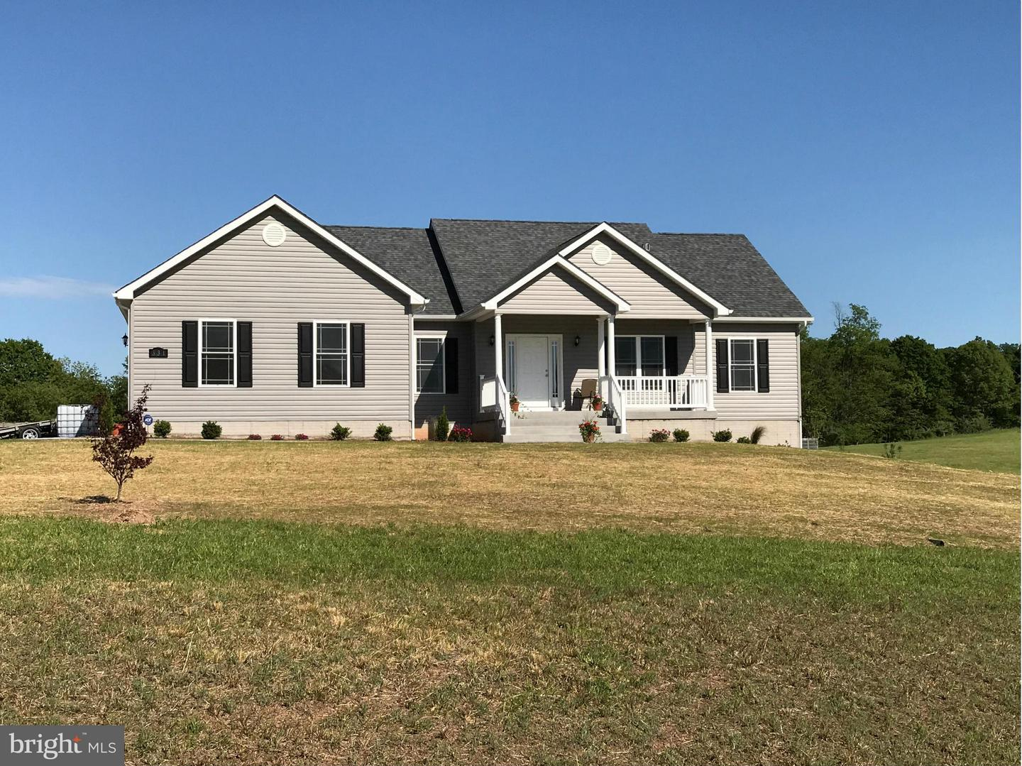 Single Family for Sale at 0-H Harry Hiett Ln Gore, Virginia 22637 United States