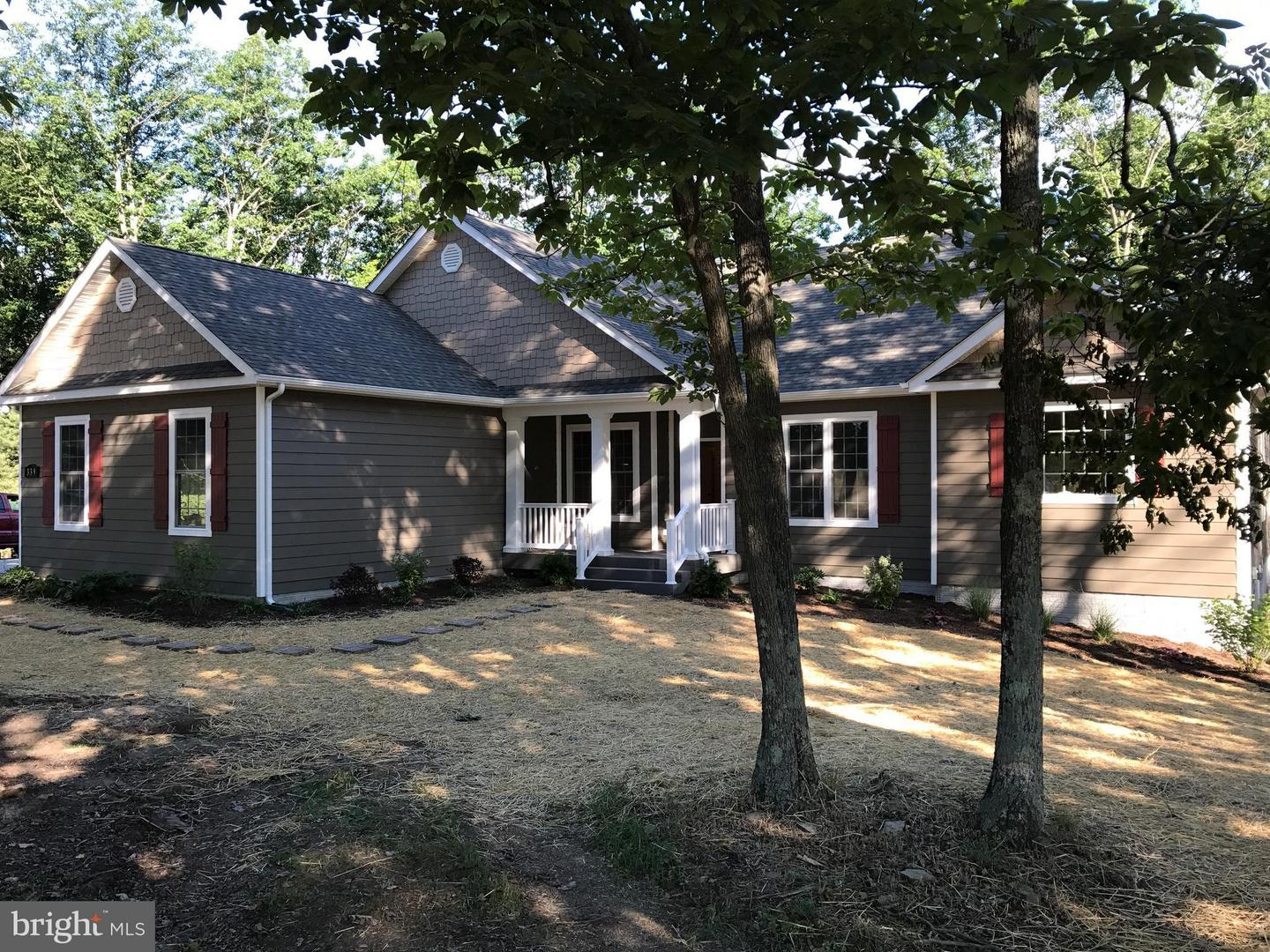 Single Family for Sale at 1-H Harry Hiett Ln Gore, Virginia 22637 United States