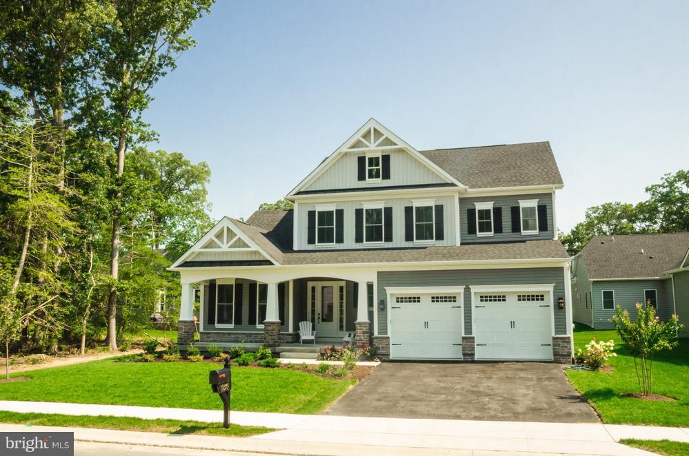 Eensgezinswoning voor Verkoop op 39084 CROWS NEST LN #87 Frankford, Delaware 19945 Verenigde StatenIn/Rond: Frankford
