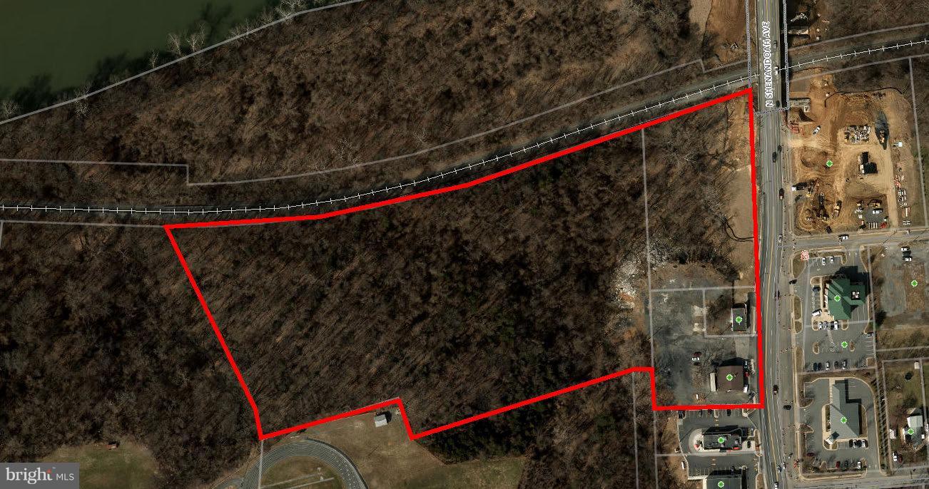 Land for Sale at Shenandoah Ave Front Royal, Virginia 22630 United States