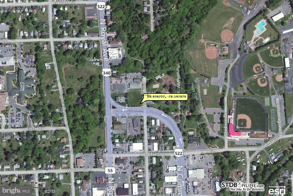 Land for Sale at 0 Warren Ave Front Royal, Virginia 22630 United States