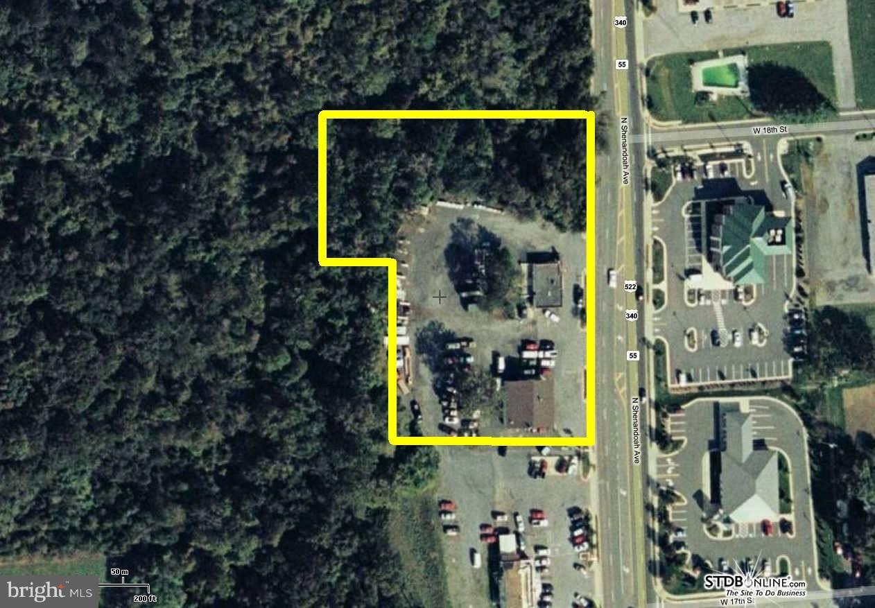 Land for Sale at 1724 Shenandoah Ave Front Royal, Virginia 22630 United States