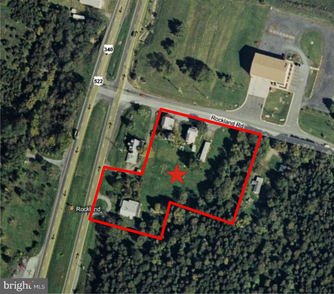 Photo of home for sale at 8391 Winchester Road, Front Royal VA