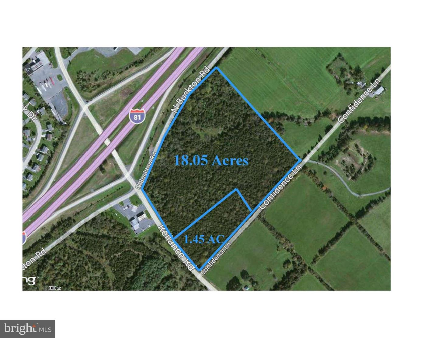 Land for Sale at 0 Reliance Middletown, Virginia 22645 United States