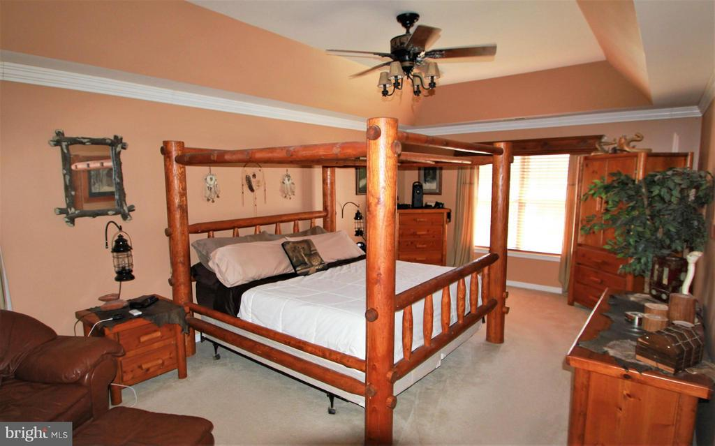 Bedroom (Master) - 3747 STONEWALL MANOR DR, TRIANGLE